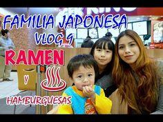 """Hamburguesas """"CARAS"""" y RAMEN JAPON - Ruthi San ♡"""