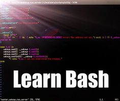 Bash (Bourne-Again SHell) is a Linux and Unix-like system shell or command language interpreter. It is a default shell on many operating systems including Linux and Apple OS X. If you have always used a graphic user interface like KDE or Gnome or MS-Wind Computer Class, Computer Technology, Computer Science, Computer Help, Technology Articles, Unix Programming, Computer Programming, Programming Languages, Ubuntu Operating System
