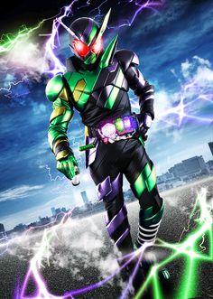 Build Double Across The Planes Kamen Rider