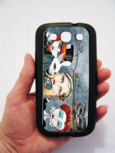 Alice In Wonderland Galaxy 4 Case, Iphone 4, 4s or 5 case