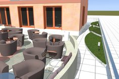 OGRÓD 1 / GARDEN 1 Patio, Outdoor Decor, Home Decor, Decoration Home, Room Decor, Home Interior Design, Home Decoration, Terrace, Interior Design