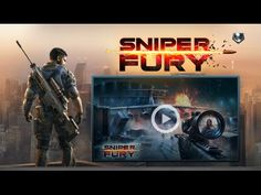 Sniper Fury Gameplay - Android -Ios