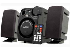 Intex Multimedia Speakers IT-880S OS At Lowest Online Price at Rs 675 - Best Online Offer