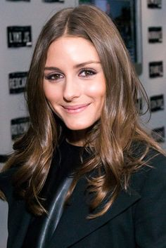 Olivia Palermo:hair color