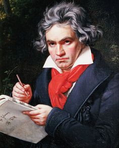 Did Beethoven have Paget's ? Ludwig van Beethoven - German composer and pianist. A crucial figure in the transition between the Classical and Romantic eras in Western art music, he remains one of the most famous and influential of all composers. Ode An Die Freude, Memes Arte, Moonlight Sonata, Art Music, Piano Music, Kids Music, Music Teachers, Piano Songs, Famous People