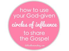 you don't have to be a missionary or a theologian to be a light for Jesus- here's how to share the gospel where you are right now in your life