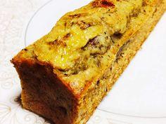 ケタ違いに美味しい!チャイ風バナナケーキの画像