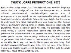 Chuck Lorre Vanity #575 Chuck Lorre Vanity Cards, Starship Enterprise, Inevitable, Florida, Inspired, The Florida