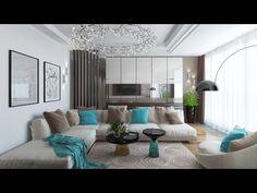 Modern living room interior   New Ideas Inspiration - YouTube