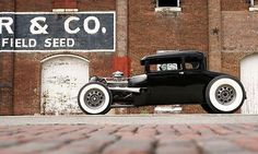 Hot rod | The Hot Rod Feed - Hot rods and Custom cars | girls-n-cars October 2014