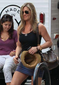Sweet thrill of Jennifer Aniston