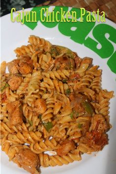 This is one dish which i made few days back and loved it so much. The spices which i used in this is cajun spice mix and it is wonderf. Baby Food Recipes, Pasta Recipes, Spinach Mushroom Lasagna, Grilled Chicken Pasta, Cajun Spice Mix, Creamy Tomato Pasta, Cooking Tomatoes, Veggie Wraps, Breakfast For Dinner