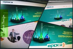 EPOCA 2012 by Bruno Fernando, via Behance