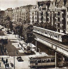 Berlin 1930er Die Buelowstrasse