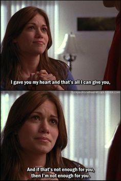 Haley James.
