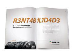 Campanha Rentabilidade - anúncio página dupla