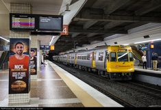 RailPictures.Net Photo: 59 Queensland Rail EMU at Brisbane, Queensland, Australia by Martin Bennet