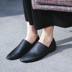 74d5306d7e3 Chiko Coia Loafer Mule Flats