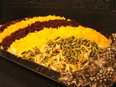 Pinch My Saffron-Iranian food