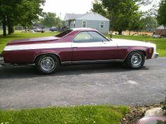 1974 El Camino | 1974 Chevrolet El Camino - Kenosha, WI owned by ktownroyale Page:1 at ...