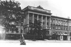 Budynek Politechniki Lwowskiej