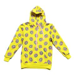376a7fc079 Unisex Donut hoodie by Kagu Culture GOT7 Just Right Mark Jumper Hoodie Cute  Donut Unisex Sweatershirt