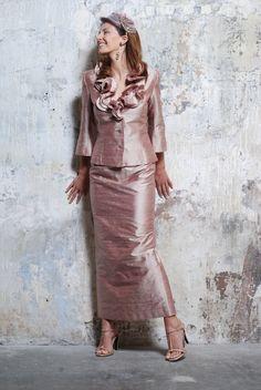 50% Off... Paule Vasseur 3-Piece, Style: BE-DOG-DOP; Colour: 611 Moka. (Size 18, & size 20)