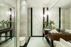 amazing unique bathroom bath home inspiration Manufaktura Wirchomski Rostocka Dominika interior designWytworna łazienka