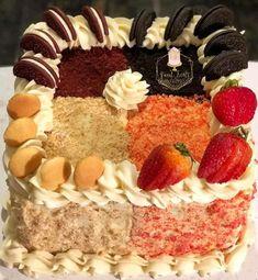 Baking Recipes, Cake Recipes, Snack Recipes, Dessert Recipes, Cute Desserts, Delicious Desserts, Yummy Food, Yummy Treats, Sweet Treats