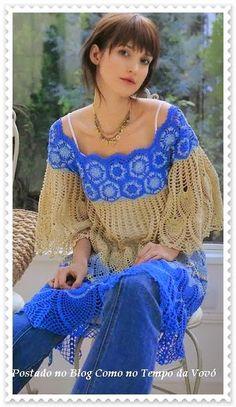 vestito donna | Hobby lavori femminili - ricamo - uncinetto - maglia