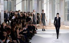 Fashion Week New York Herbst/Winter 2015/16 - Boss Women: Wir zeigen Eindrücke der Fashion Show während der Fashion Week New York.