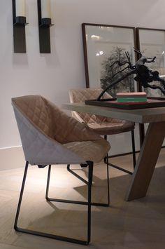 Mooie stoelen! Dining Room by Baden Baden Interior Amsterdam