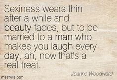 joanne woodward funny quote - Google Search