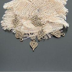 50pcs Nice Jewelry accessories 18x10 MM fashion by aliyafang, $7.35
