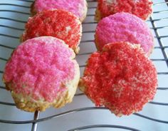 Drop Sugar Cookies ~This Recipe was Printed in My Local Paper, The Virginian-Pilot on September 30, 2009. This cookie Won 1st Place in the Sugar Cookie Category at the 2009 Virginia State Fair.
