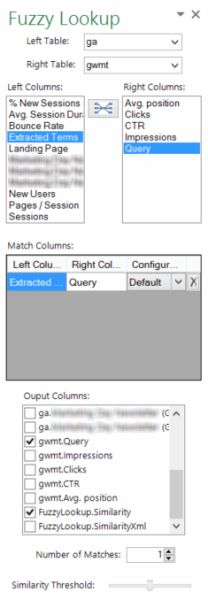 how to replace googles not provided data to strike seo gold google analytics