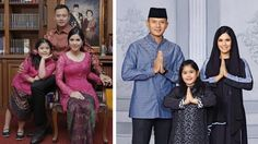 Annisa Pohan Tunjukkan Album Foto Keluarga Yudhoyono, Banyak Netizen Terharu!