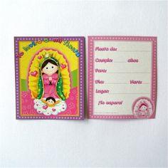 Invitaciones Virgencita Plis, Distroller - Artículos de Fiesta
