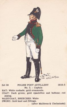Empire, Poland History, Army Uniform, French Revolution, Napoleonic Wars, Warfare, Colours, Painting, Soldiers