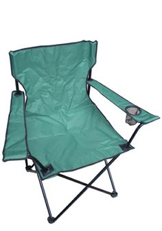 Relax the day away with this convenient beach chair.