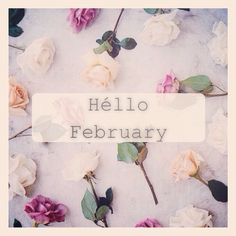 "akarlak-teged-most: "" Hello February on We Heart It. """
