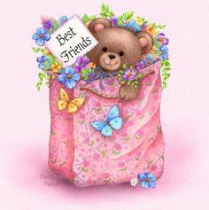 Penny's Place In Cyberspace ~ Teddy Bears Make The Best Friends ~