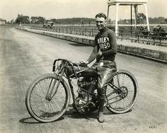 Jim Davis - Harley Davidson
