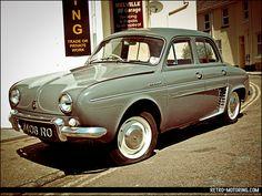 Renault Dauphine 7408RO by retromotoring, via Flickr