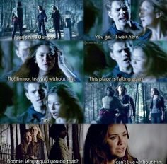 The Vampire Diaries Bonnie,Stefan,Lexi & Caroline Vampire Diaries Season 5, Vampire Diaries Damon, Vampire Diaries Quotes, Vampire Diaries The Originals, Damon Salvatore, Paul Wesley, Popular Book Series, Vampier Diaries, Original Vampire