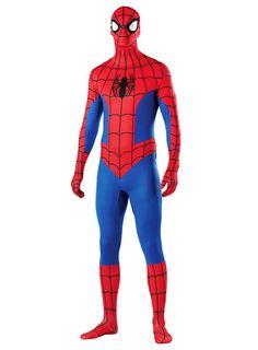 Spider-Man Ganzkörperanzug