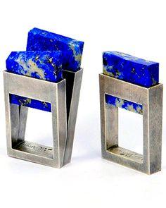 Helfried Kodré - Rings - Sterling silver, Lapis lazuli                                                                                                                                                      More