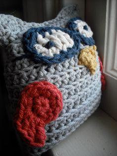 Owl Be a Hipster - Crochet Pattern