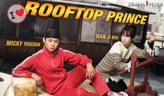 I ♥ Rooftop Prince---- This was a favorite of mine. Funny and intriguing... plus very sad at times.