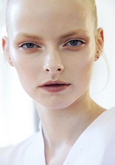 Autumn/Winter 2016: Backstage Beauty | Beauty | Pinterest ...
